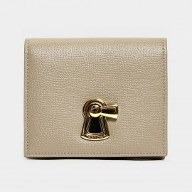 Startown Keylock Short Khaki Wallet (LD3673)