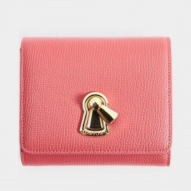 Startown Keylock Short Red Wallet (LD3673)