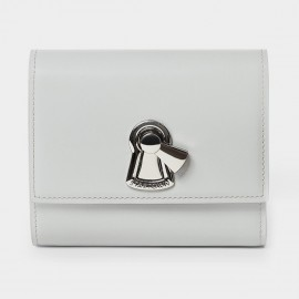 Startown Keylock Long Zipper Grey Wallet (LD3732)