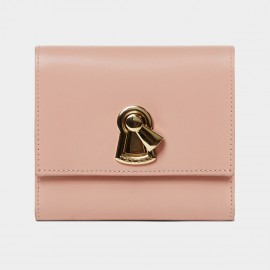 Startown Keylock Long Zipper Pink Wallet (LD3732)