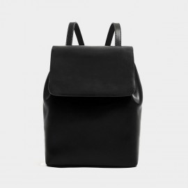 Startown Strappy Large Black Backpack (WLA161760L)