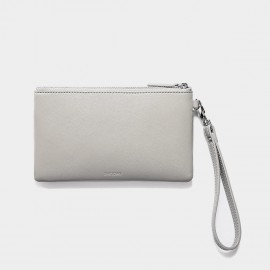 Startown Double Zipper Grey Wallet (WLA164450)