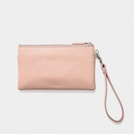 Startown Double Zipper Pink Wallet (WLA164450)