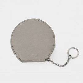 Startown Round With Keychain Grey Coin Purse (WLA164690)