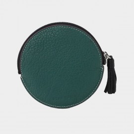Startown Round Green Coin Purse (QT3031)