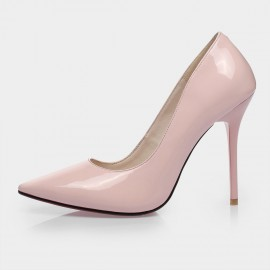 Jady Rose Layla Leather Pink Pumps (15DR1-2002)