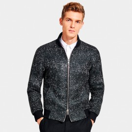 Basique Star Light Black Jacket (08.0017)