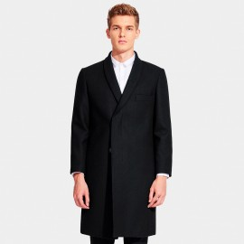 Basique Gentle Character Black Coat (27.0018)