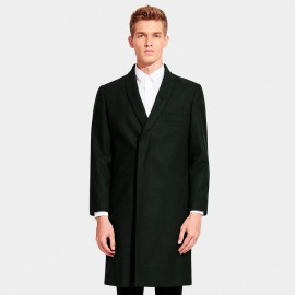 Basique Gentle Character Green Coat (27.0018)