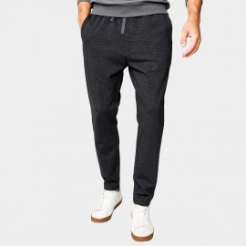 Kuegou Dapper Charcoal Pants (YK-1927)