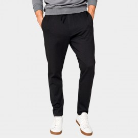 Kuegou Dapper Black Pants (YK-1927)