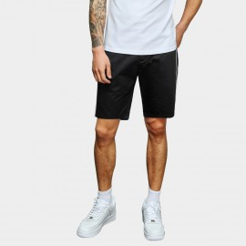 Basique Stylish Line Black Shorts (21.002)