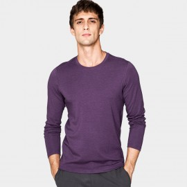 Kuegou Cozy Purple Tee (PT-1081)