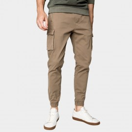 Kuegou Perfect Khaki Pants (KK-2918)