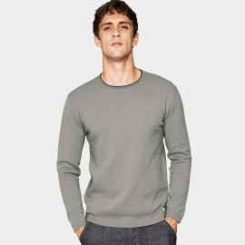 Kuegou Simply Grey Knit (DZ-11916)