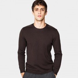 Kuegou Elastic Coffee Knit (DZ-11867)