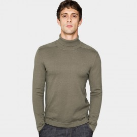 Kuegou Muscular Green Knit (DZ-11601)