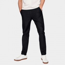 Kuegou Dashing Black Pants (YK-71331)