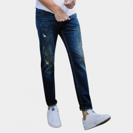 Kuegou Reckless Blue Jeans (KK-2651)