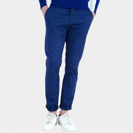 Basique Royal Blue Chinos (22.0009)