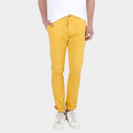 Basique Yellow Chinos (22.0009)