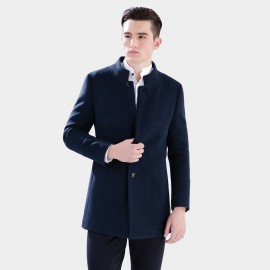 Basique Easy Life Navy Coat (27.0010)