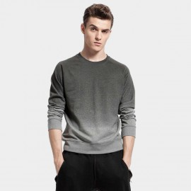 Basique Crew Neck Grey Sweater (07.0006)