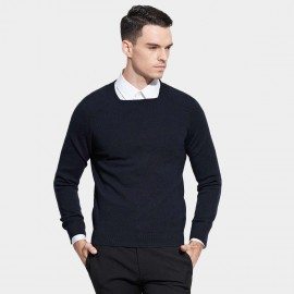 Basique Basic Navy Knit (05.0038)