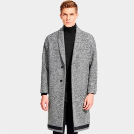 Basique Young Spirit Grey Coat (27.002)