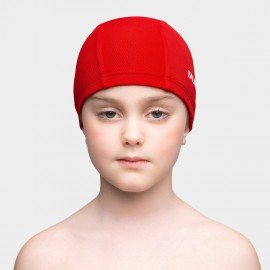 Balneaire Simple Red Swimming Cap (230032-1)