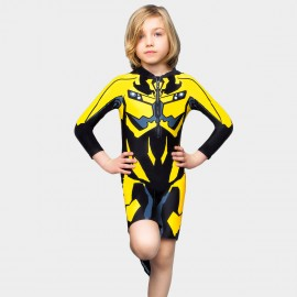 Balneaire Hero Yellow One Piece (260030)