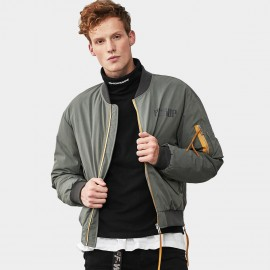 Defend Ciao Essential PickUp Gunmetal Grey Jacket (DCY-1896)
