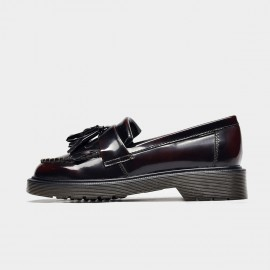Beau Glazed Tassles Wine Loafers (27701)