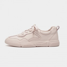 Beau Back to Basics Pink Sneakers (29039)