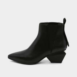 Jady Rose Cubed Dimension Black Boots (19DR10650)