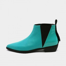 Jady Rose Classic Point Green Boots (19DR10656)