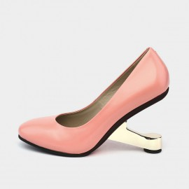 Jady Rose Day To Night Pink Pumps (19DR10657)