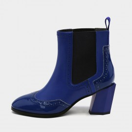Jady Rose Roaring 20s Blue Boots (19DR10664)