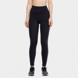 CRZ Yoga Active Core Seamless Black Leggings (R009)