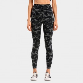 CRZ Yoga Active Core Seamless Camouflage Leggings (R009)