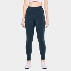 CRZ Yoga Active Core Seamless Cyan Leggings (R009)