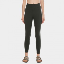CRZ Yoga Active Core Seamless Green Leggings (R009)