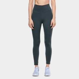 CRZ Yoga Active Core Seamless Gunmetal Grey Leggings (R009)
