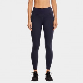 CRZ Yoga Active Core Seamless Navy Leggings (R009)
