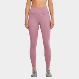 CRZ Yoga Active Core Seamless Pink Leggings (R009)