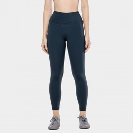 CRZ Yoga Active Core Seamless Dark Steel Leggings (R009)