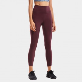 CRZ Yoga Active Core Seamless Wine Leggings (R009)