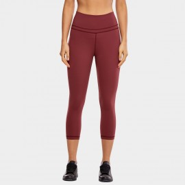CRZ Yoga Super Stretch Ultra Comfort Brick Leggings (R418)