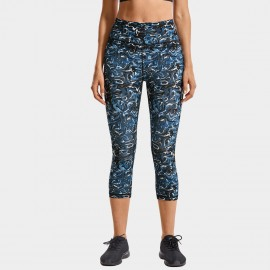 CRZ Yoga Super Stretch Ultra Comfort Camouflage Leggings (R418)