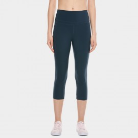 CRZ Yoga Super Stretch Ultra Comfort Cyan Leggings (R418)